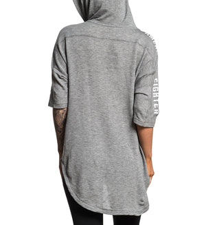 Cove - Womens Hooded Sweatshirts - American Fighter