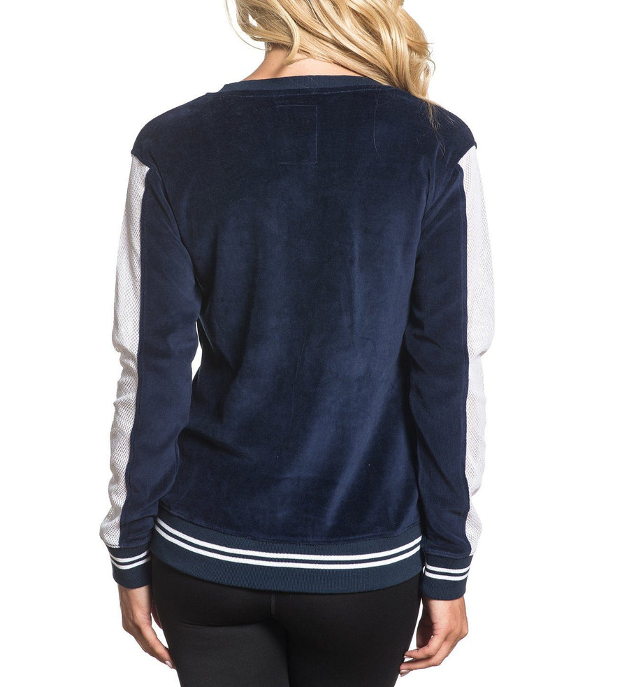 Cove Pullover - Womens Hooded Sweatshirts - American Fighter