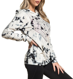 Parkside P/O Hood - Womens Hooded Sweatshirts - American Fighter