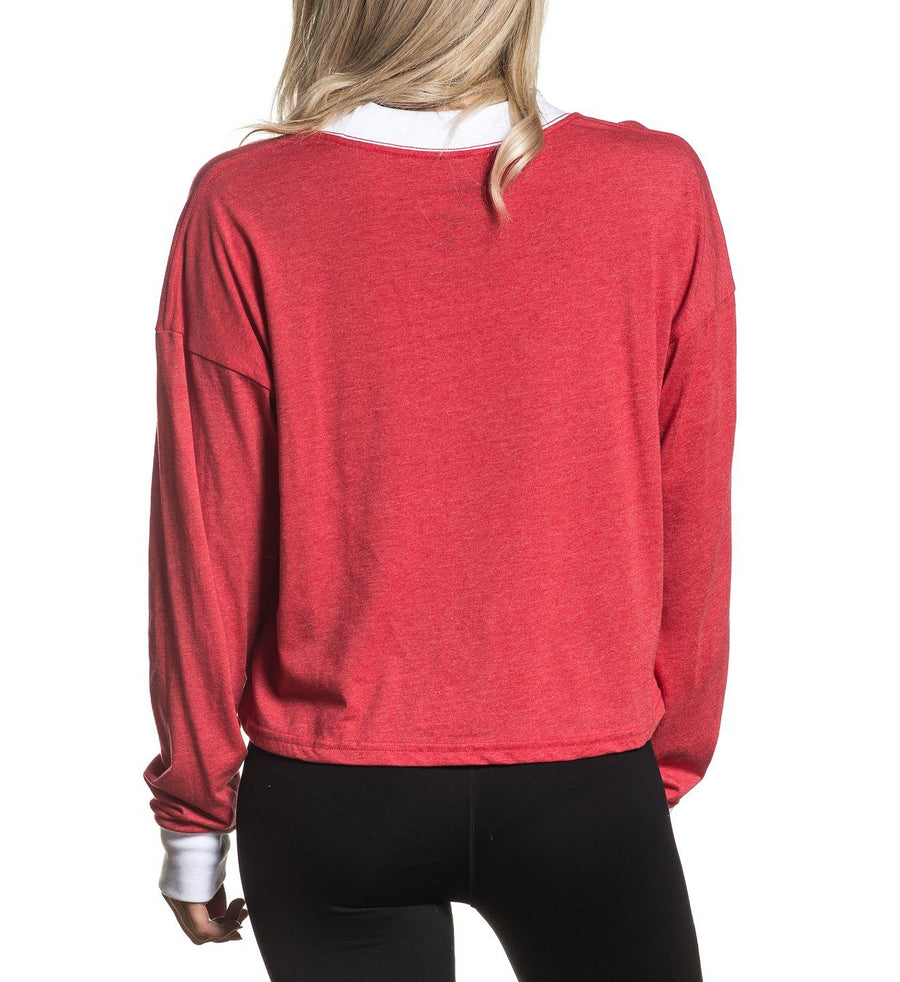 Womens Long Sleeve Tees - Coatesville