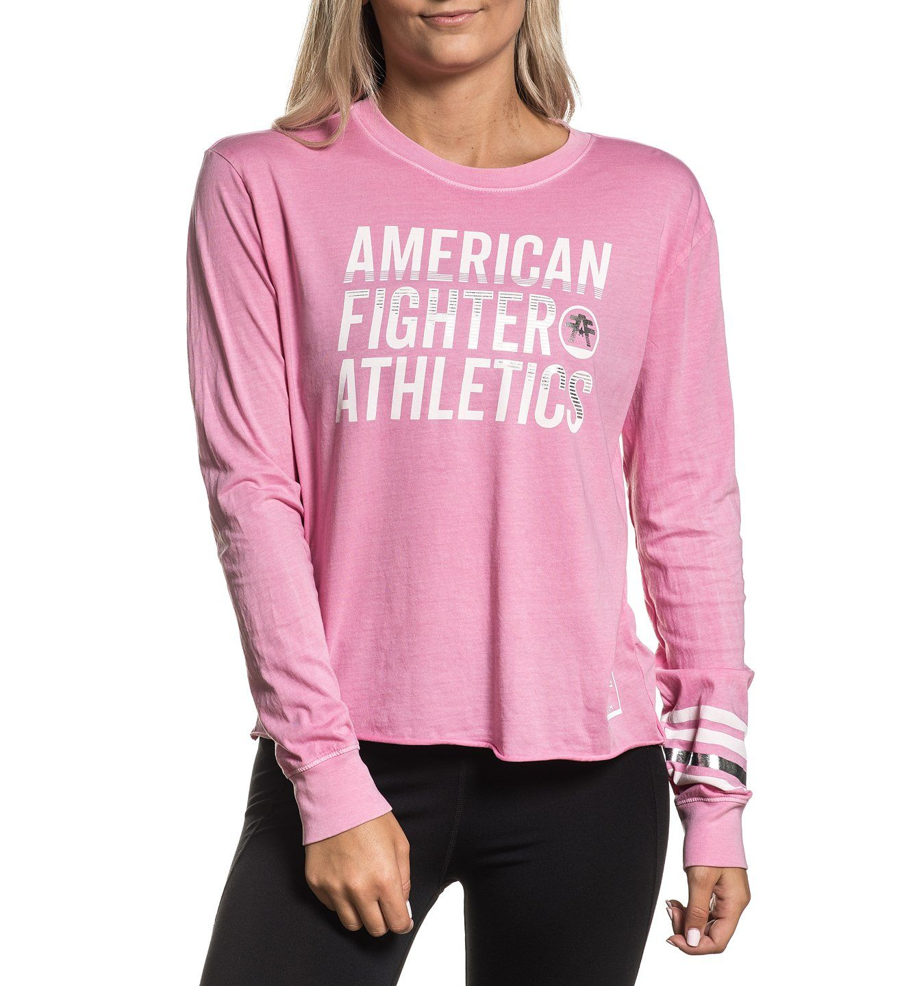 Finlandia - Womens Long Sleeve Tees - American Fighter