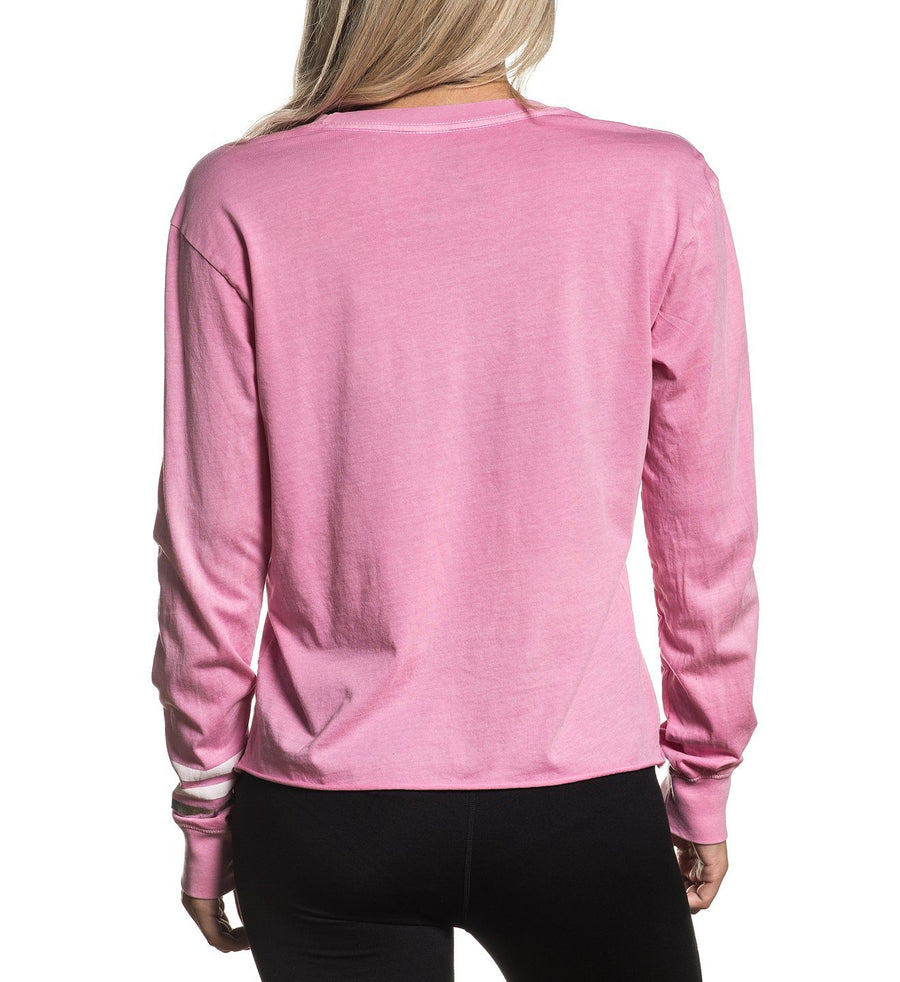 Womens Long Sleeve Tees - Finlandia