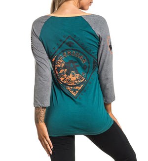 Richmond - Womens Long Sleeve Tees - American Fighter
