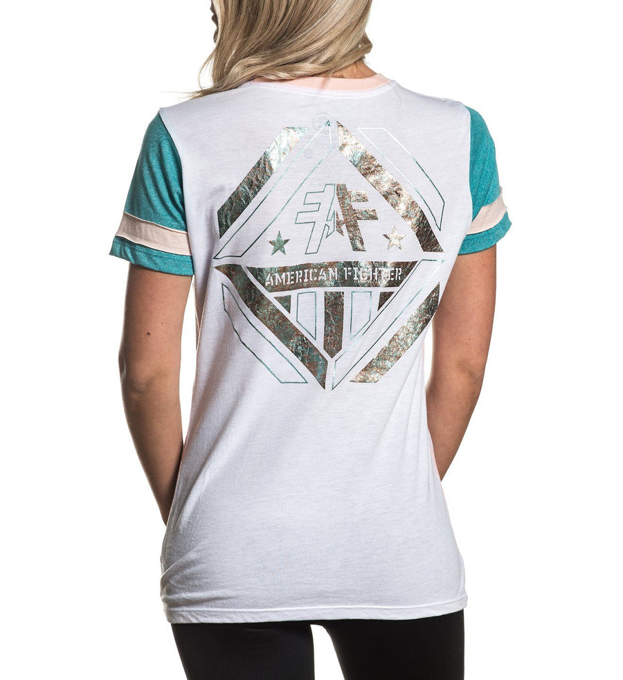 Womens Short Sleeve Tees - Howard Studio