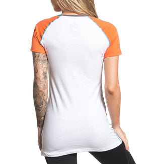 Kendall - Womens Short Sleeve Tees - American Fighter