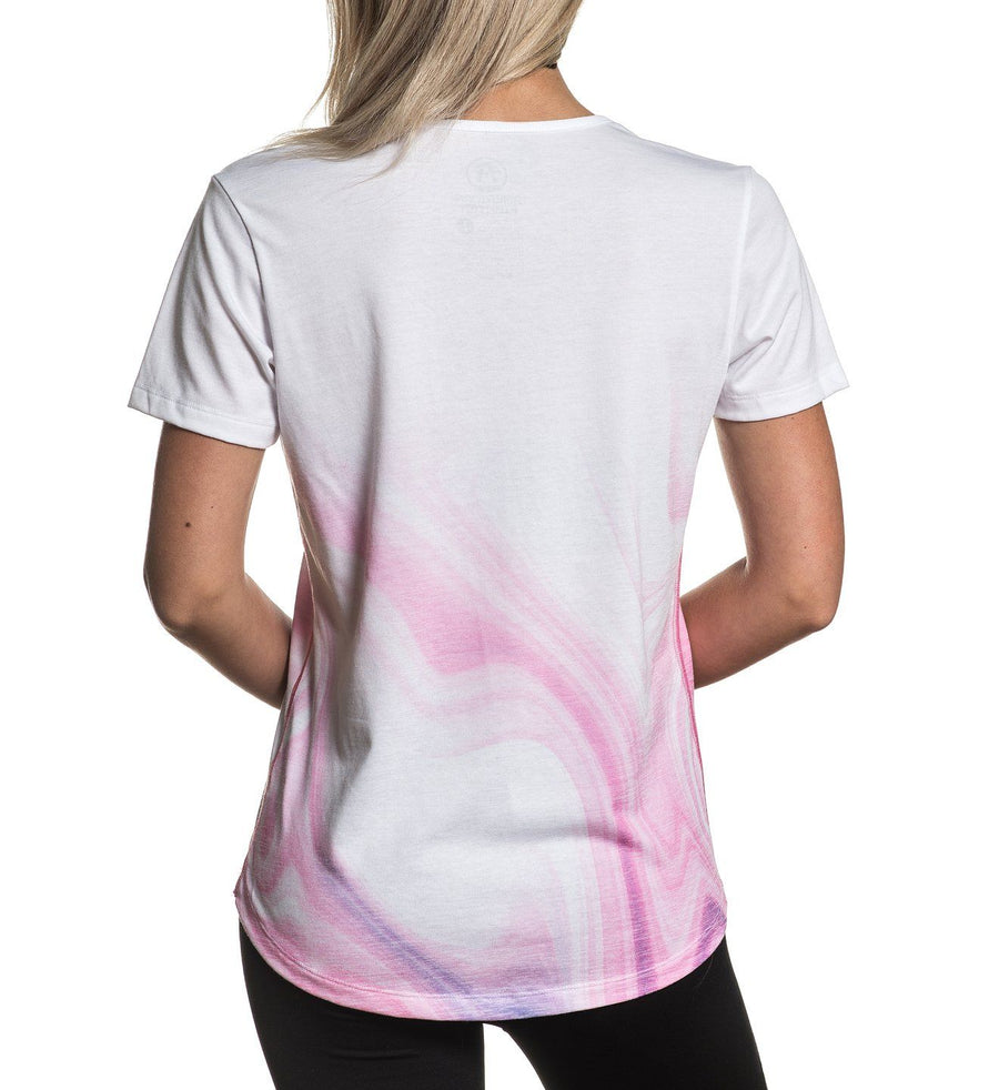 Womens Short Sleeve Tees - La Sierra