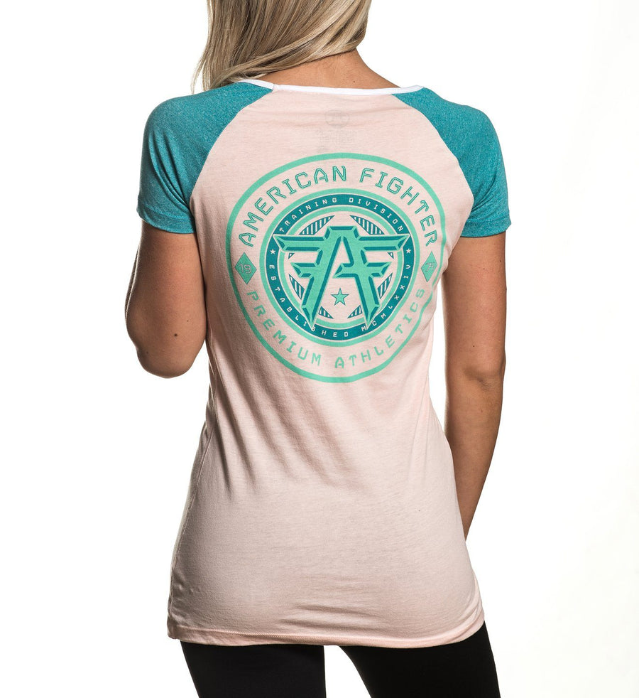 Lasker - Womens Short Sleeve Tees - American Fighter