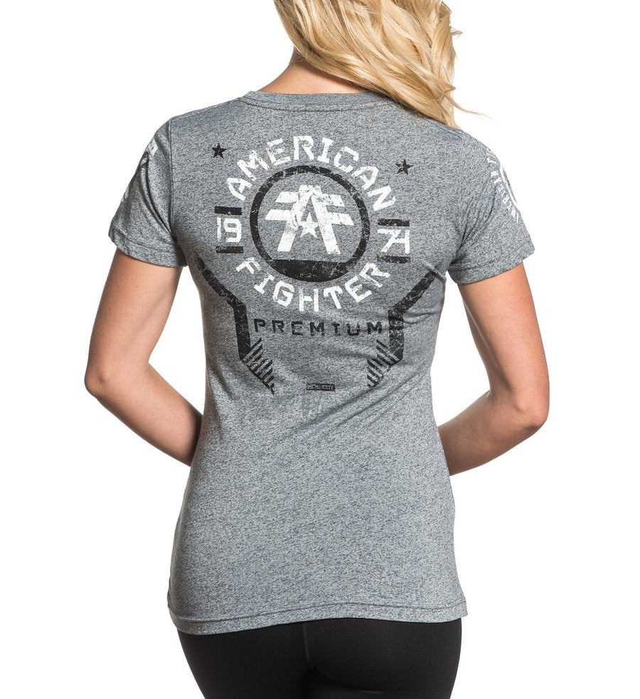 Womens Short Sleeve Tees - Mitchell