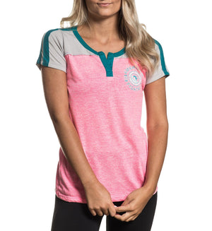 Womens Short Sleeve Tees - Ryder
