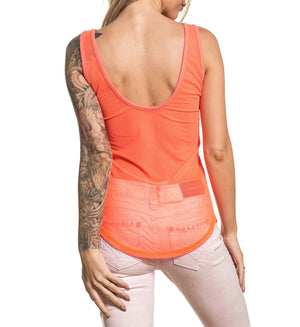 Macmurray - Womens Tank Tops - American Fighter