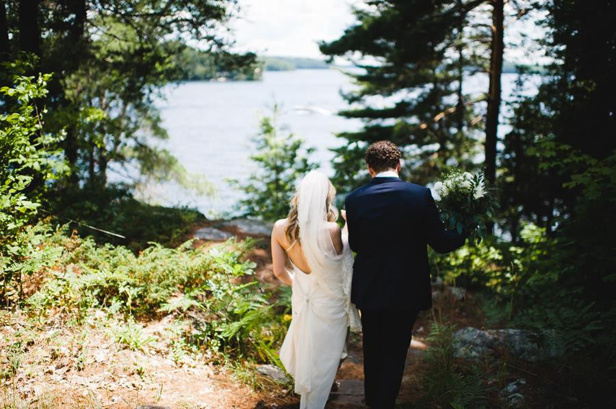 A Magical Wedding in Muskoka