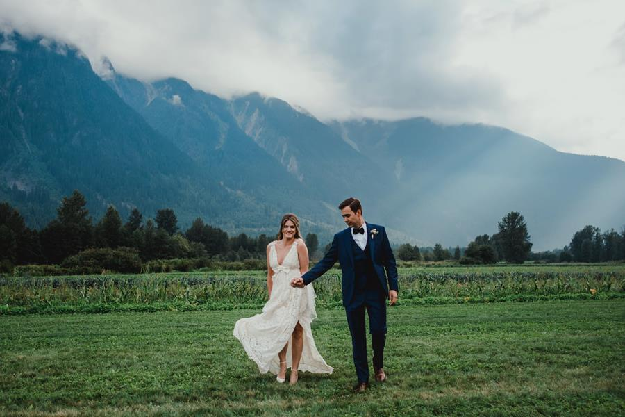 Love in B.C.'s Coast Mountains
