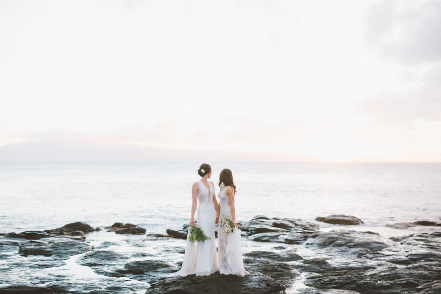 A Magnificent Wedding in Maui