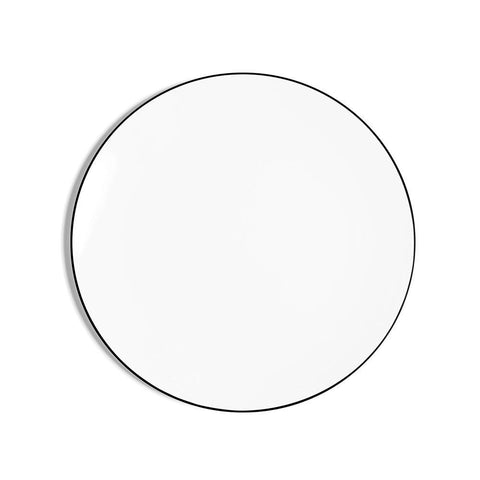 Line Coupe Salad Plate