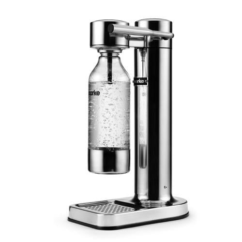 Sparkling Water Carbonator II Stainless Steel