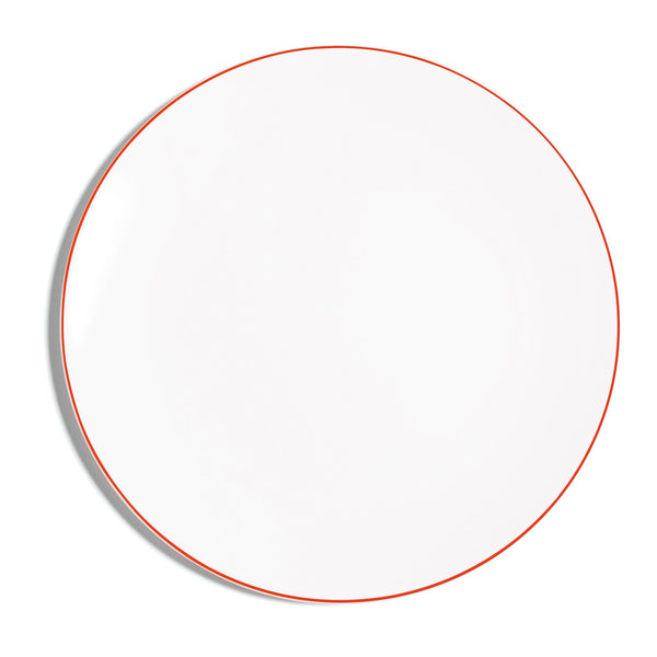 Line Coupe Dinner Plate