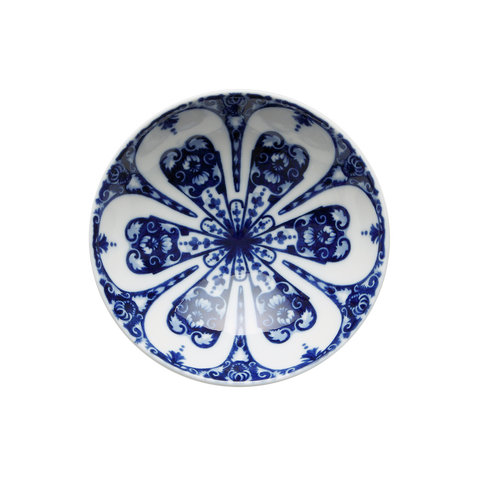 Babele Venezia Fruit/Cereal Bowl, Blue