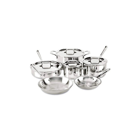 D5 Polished Collection, 10-pc Set