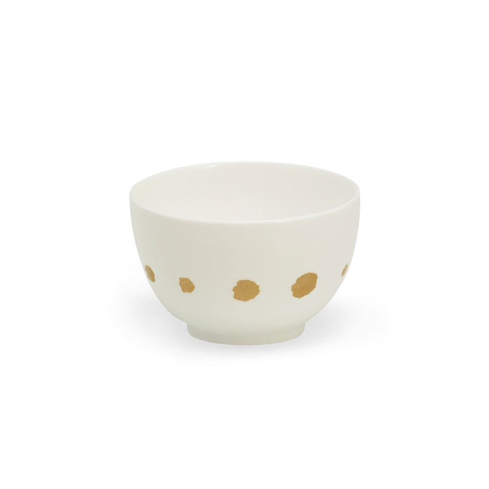 Golden Pearls Bowl, 12.5cm