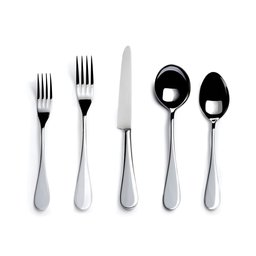 English 5-Piece Place Setting