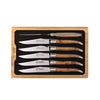Juniper Steak Knives, Set/6