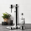 Sparkling Water Carbonator III Stainless Steel