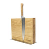 Oak Magnetic Kitchen Knife Block
