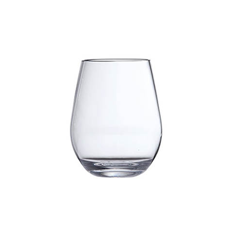 Shatterfree Stemless Glass, Small
