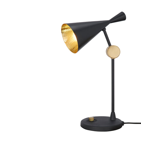 Beat Table Lamp, Black