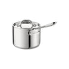 D3 Stainless Sauce Pan w/Lid, 2QT