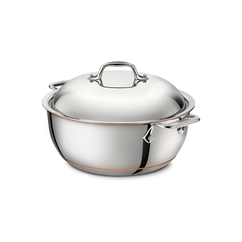 Copper Core Dutch Oven, 5.5QT