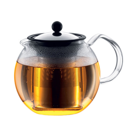 Assam Tea Press w/ Filter, 1L | 34oz