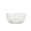 Perle Bowl, Large Transparent