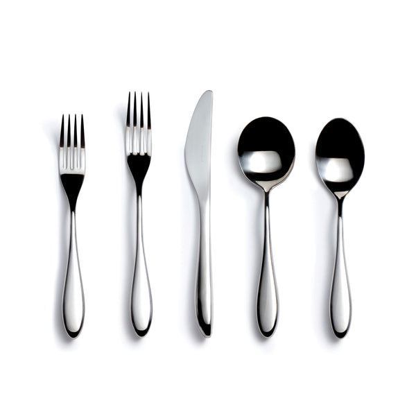 City 5-Piece Place Setting