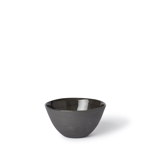 Flared Small Bowl, Slate