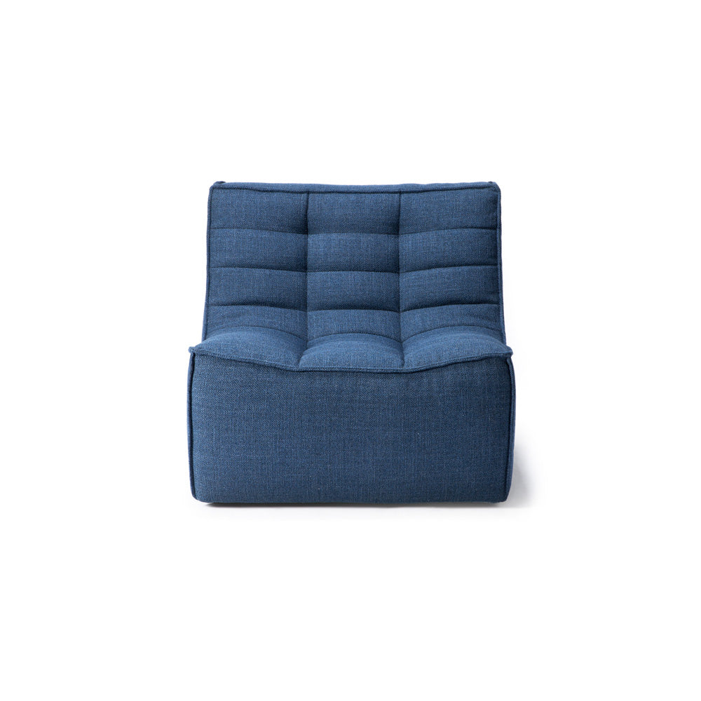 N701 Sofa Blue 1 Seater