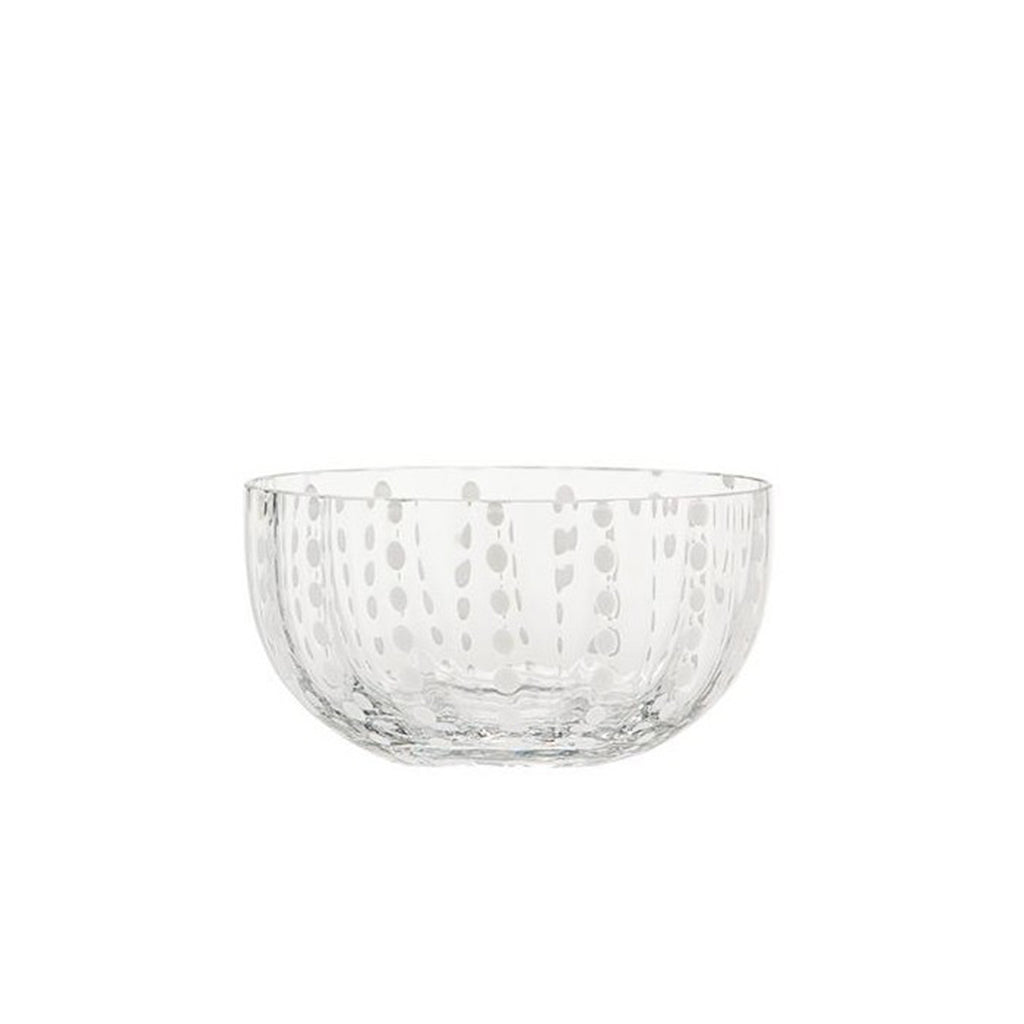 Perle Bowl, Small Transparent