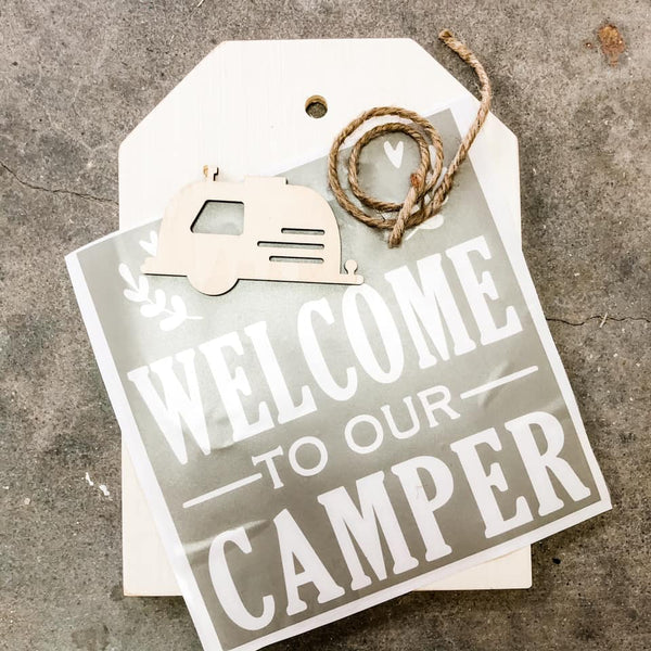 Welcome to our Camper homeMAKER Kit