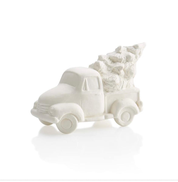 NEW Mini Ceramic Truck SET