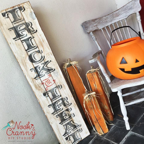 October 20th 6:30pm Limited Edition Holiday Porch Signs
