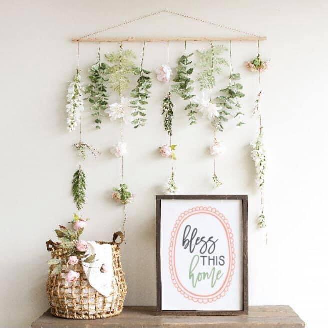 Bless This Home Framed Sign Kit {unfinished}