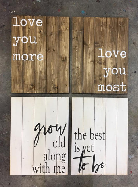 February 22nd 6:30pm Perfect Pair Signs COUPLE'S Workshop