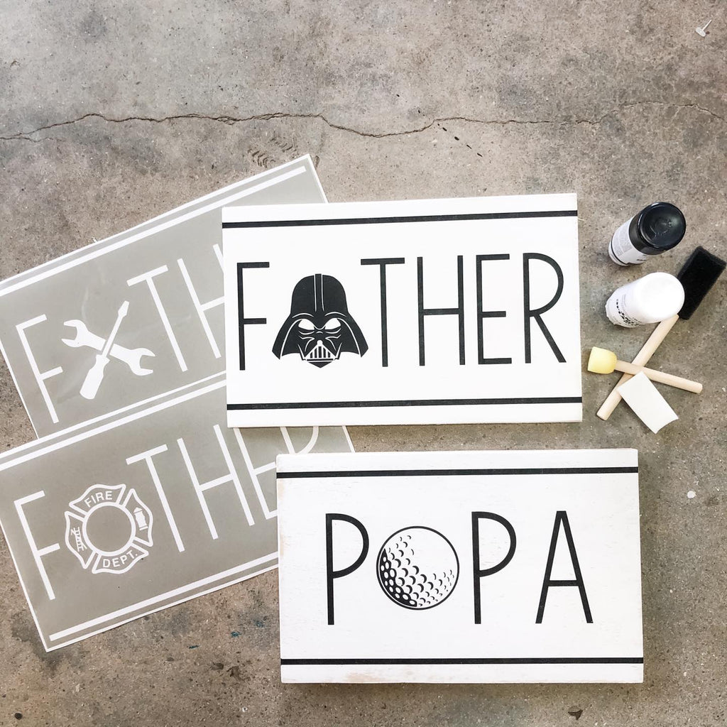Father's Day ICON homeMAKER DIY Kit