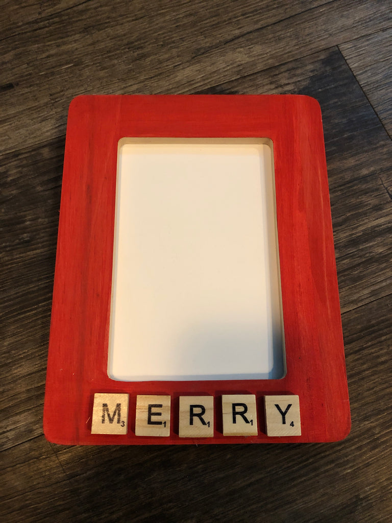 1 Enchant Scrabble Frame