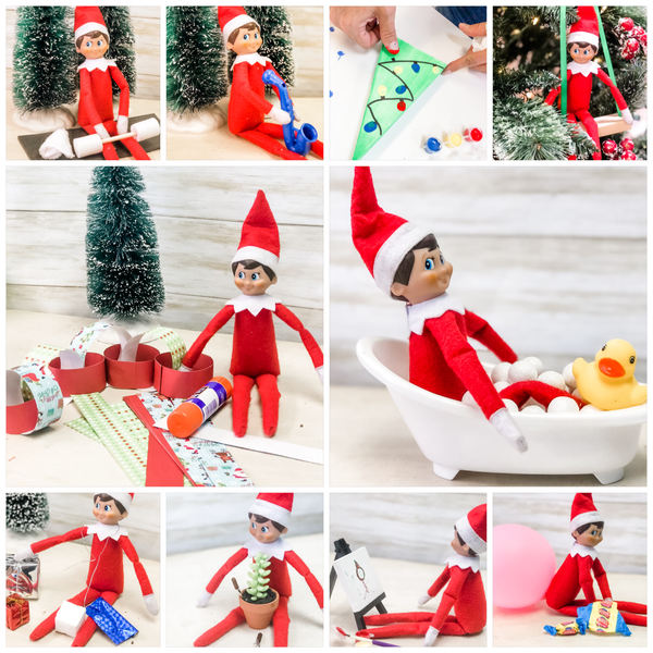 Elf Shenanigans ~ 24 days of fun!
