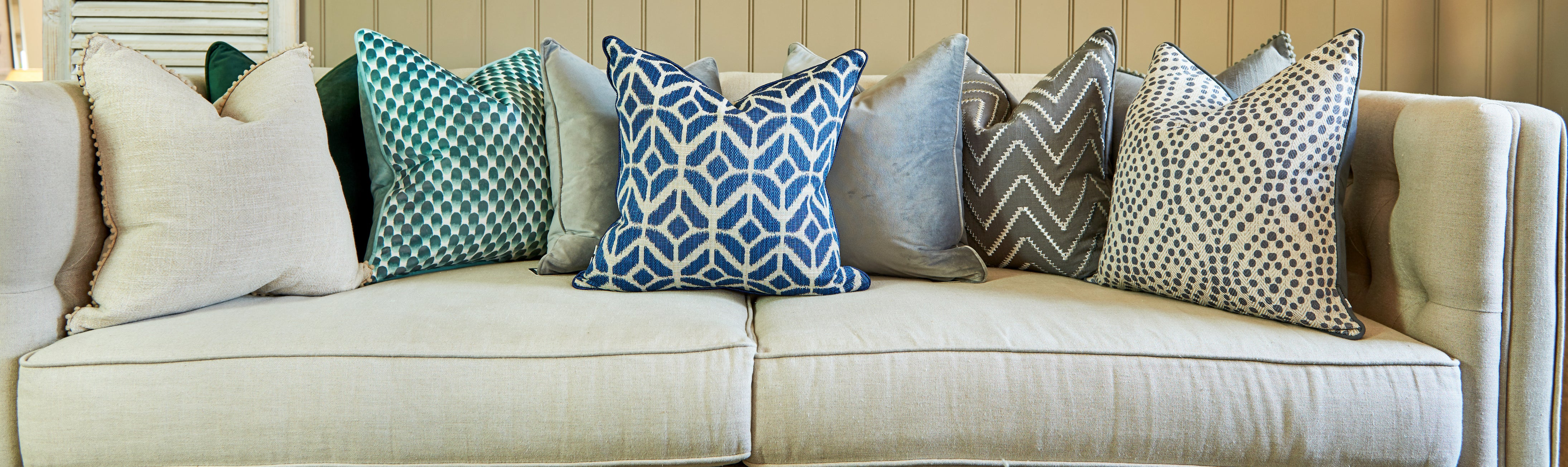Cushions to covet