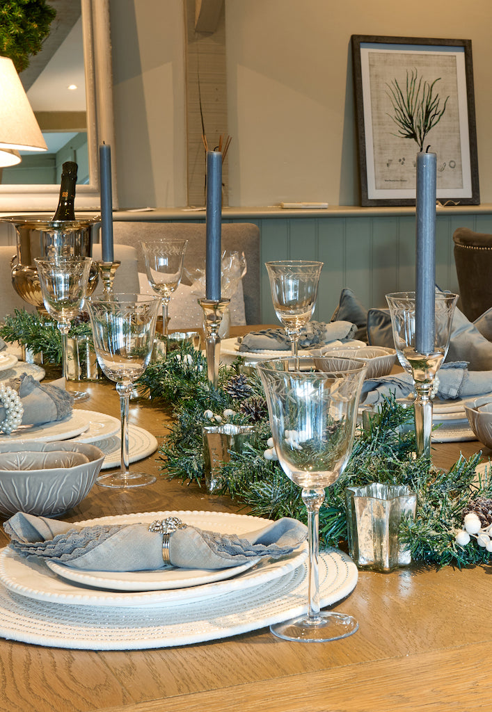 Top Christmas tables
