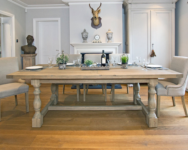 Montague Dining Table for modern country style