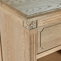 Bletchley Bedside Table