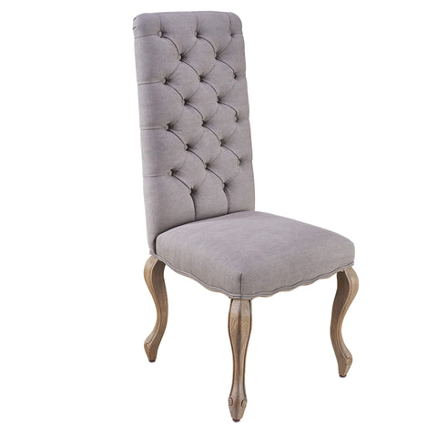 Burford Chair- Dove Grey